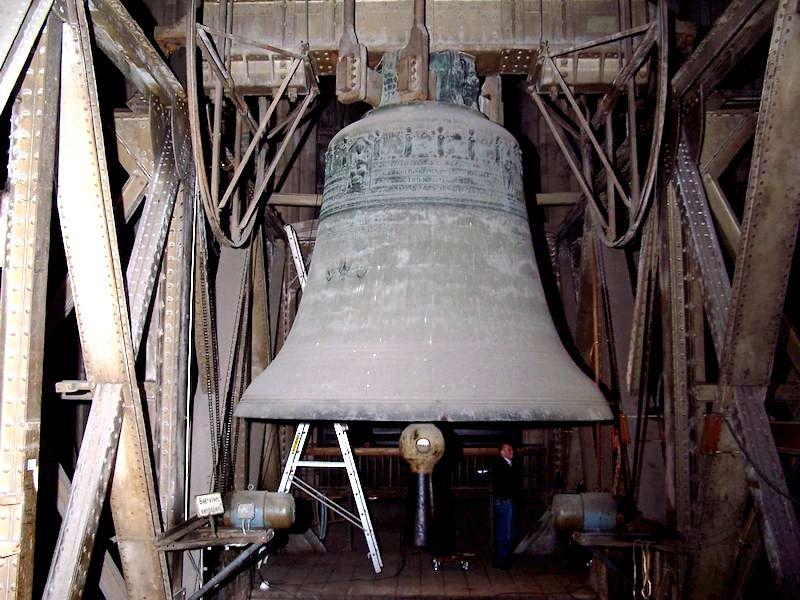 колокол собора кельна