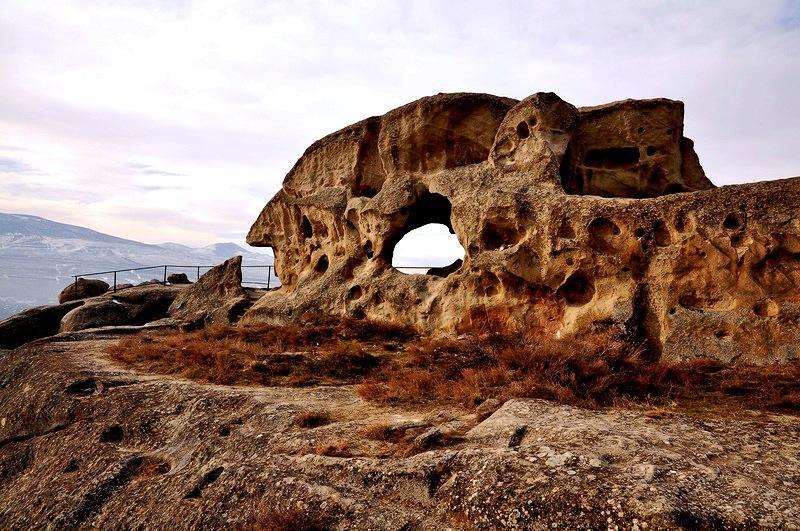 камни уплисцихе