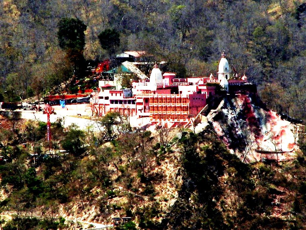 храм манса деви