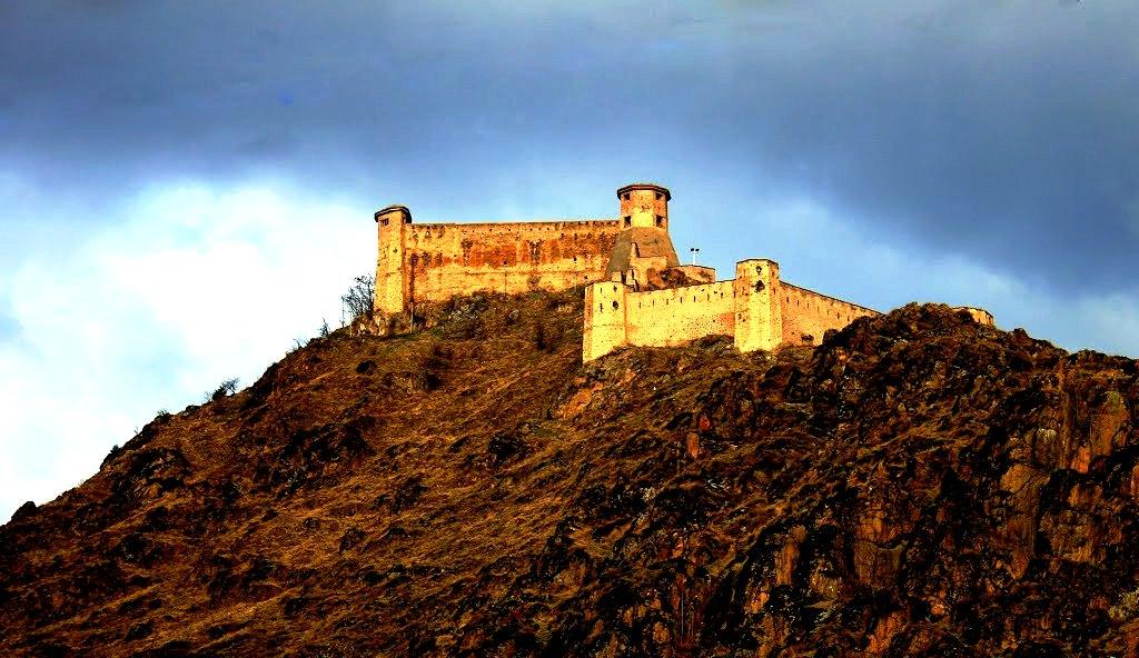 крепость шринагара
