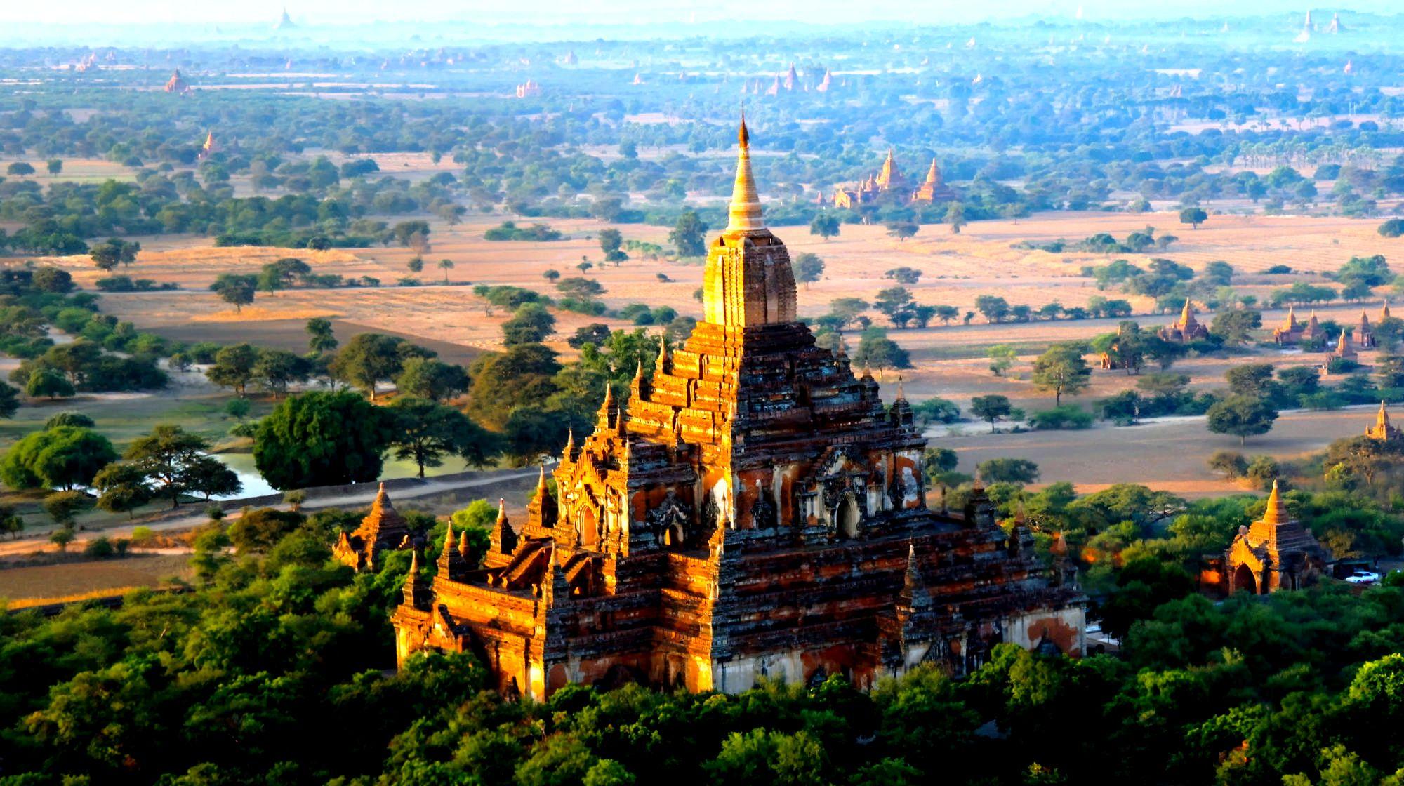 пагода хтиломинло