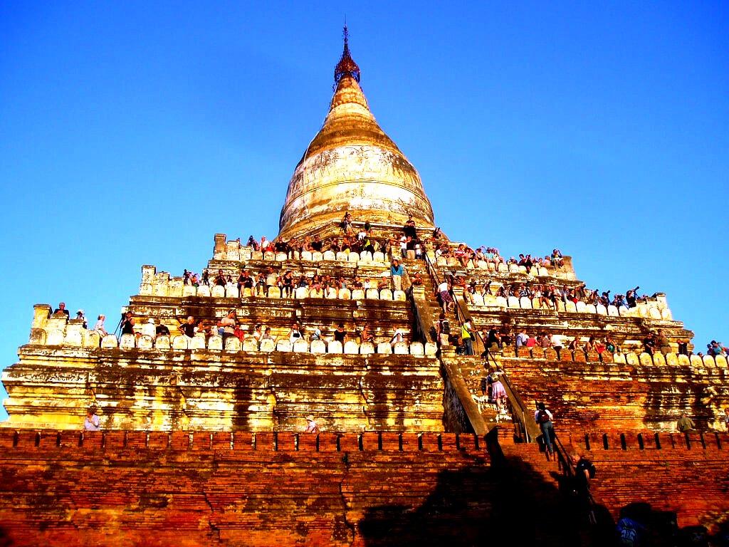пагода швезандо