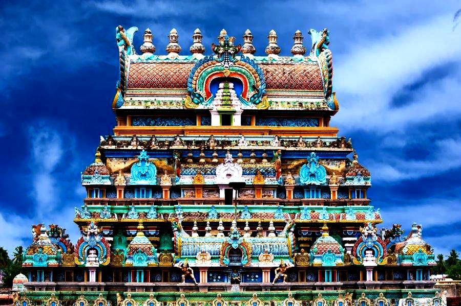храм шри ранганатха