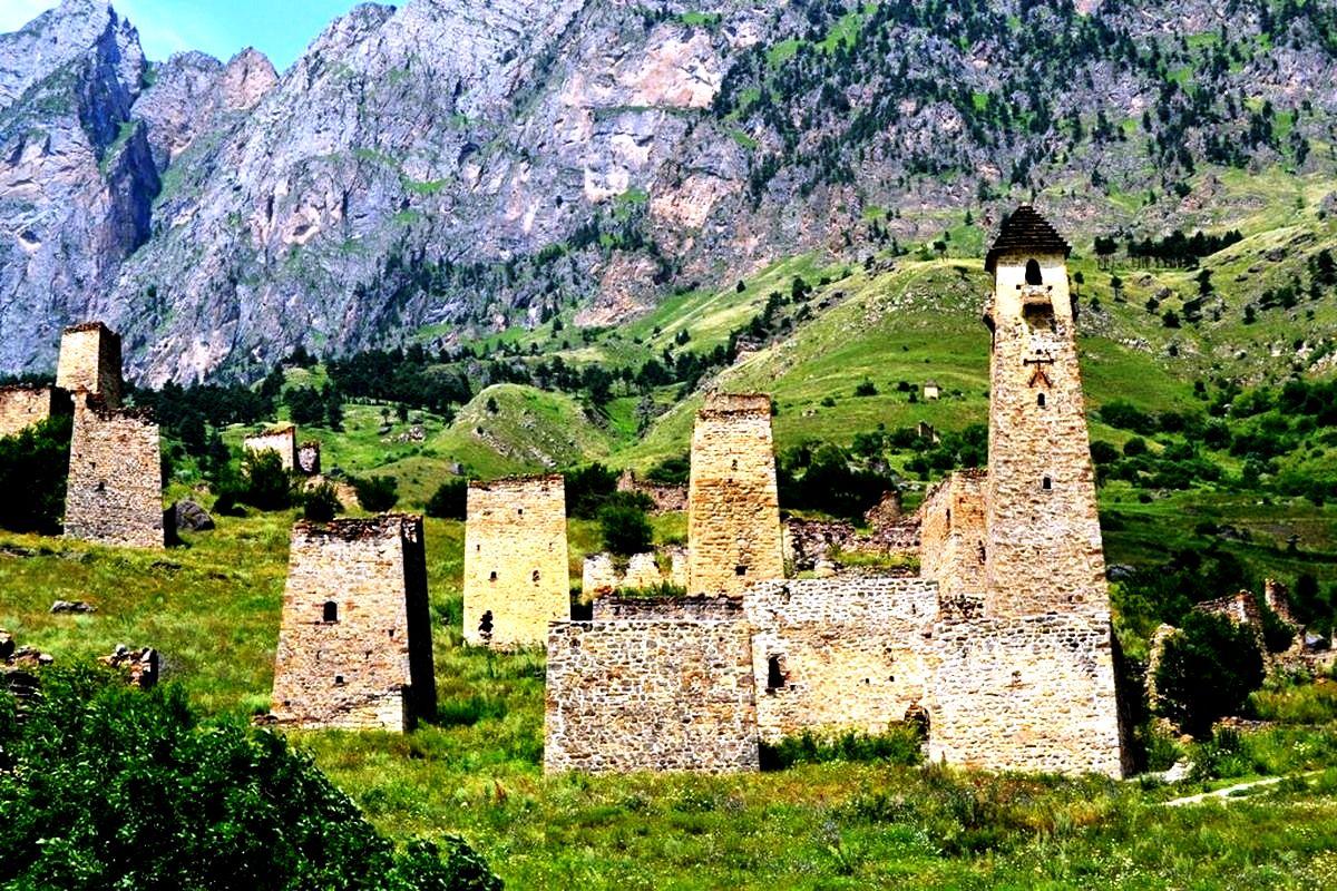 башня эгикала