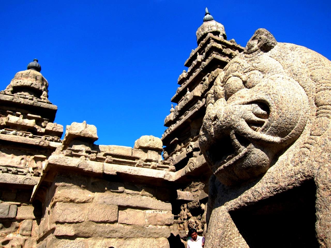 статуи мамаллапурама