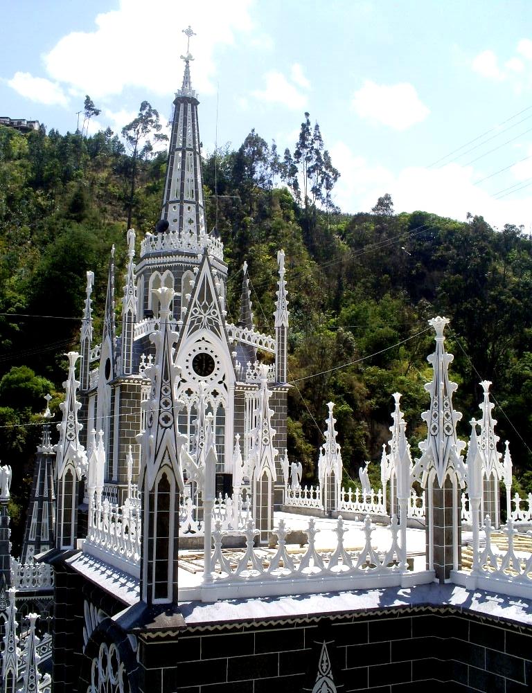 обзор собора лас-лахас