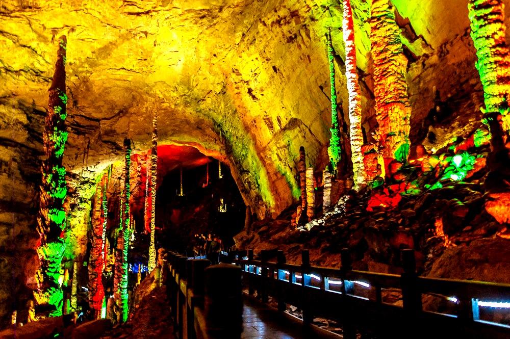 пещера желтого дракона