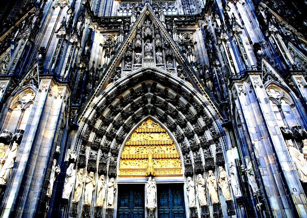 виды кельнского собора