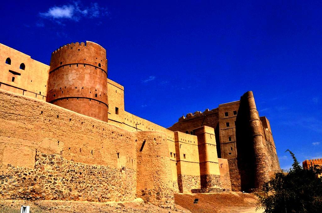 укрепленный форт бахла