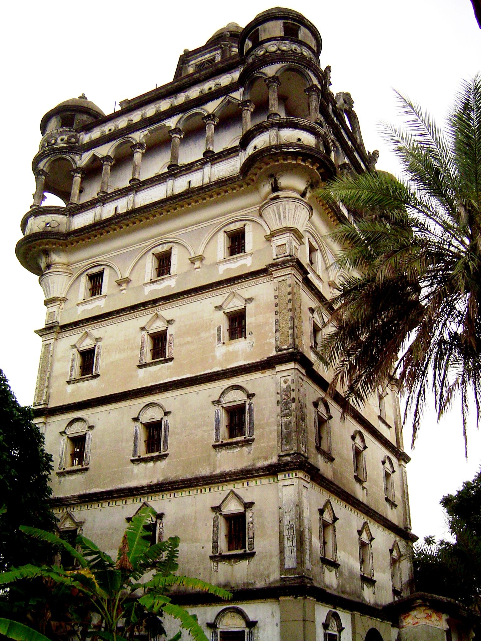 здание дяолоу