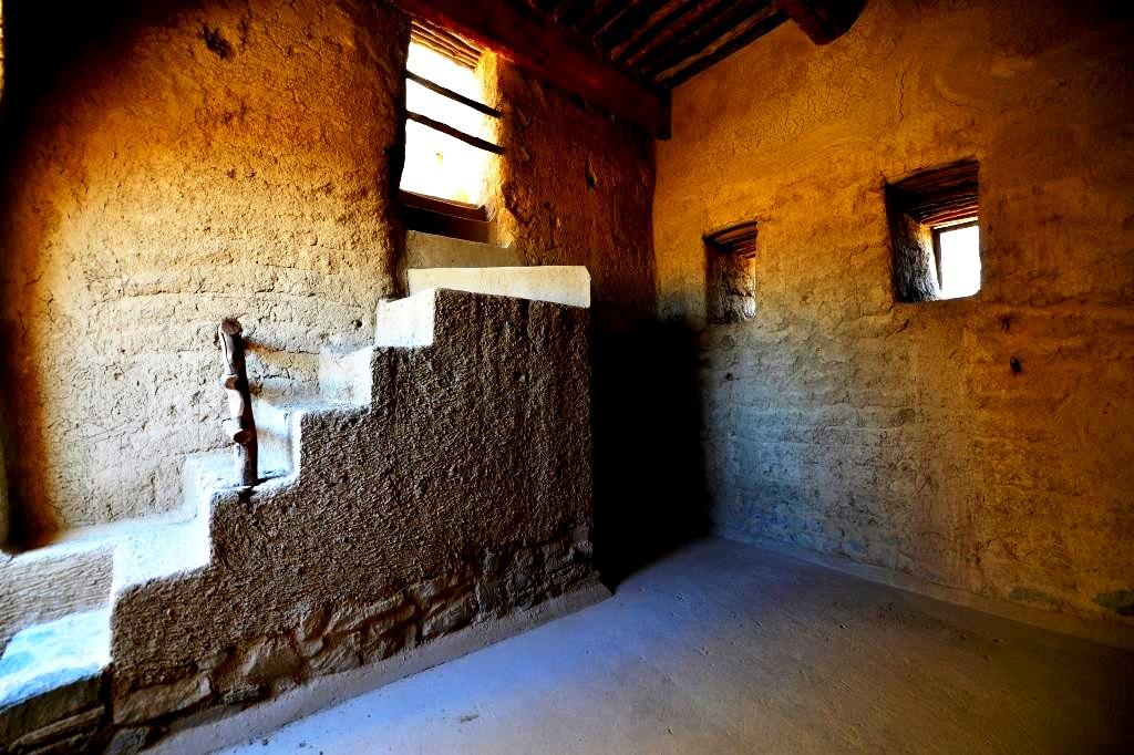 помещения форта бахла