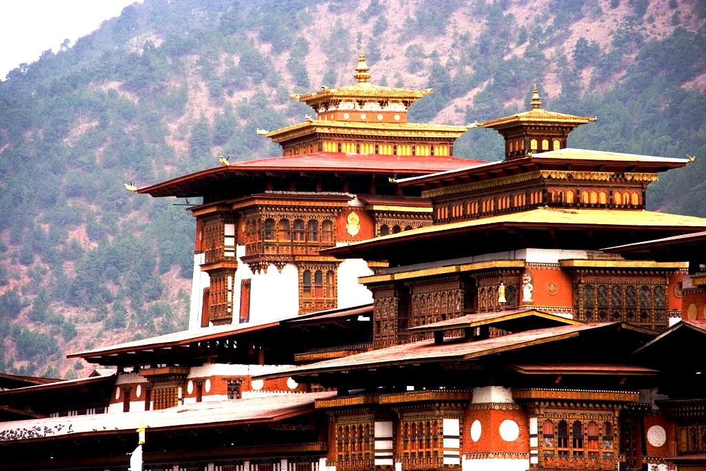 храм дзонга