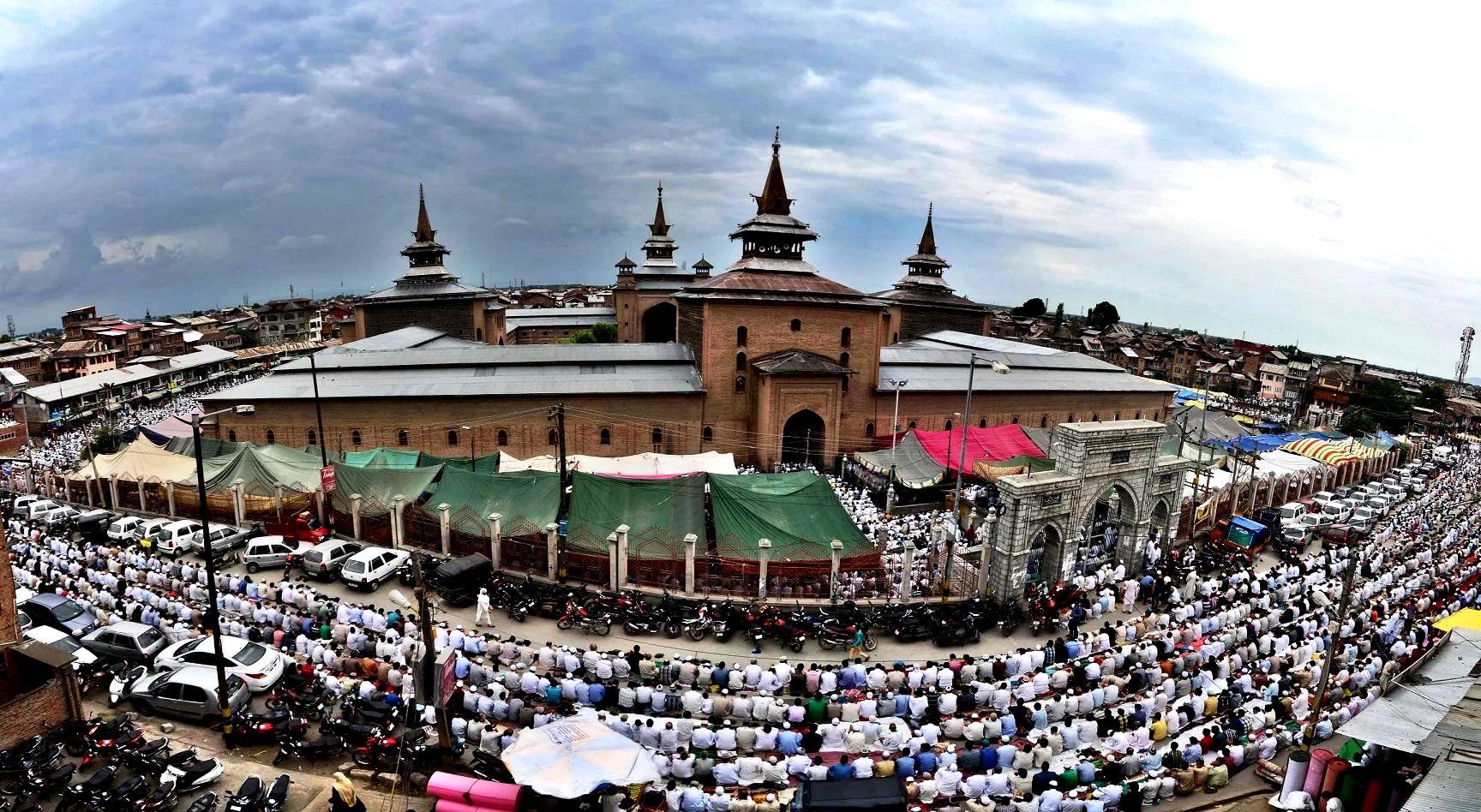 джамия масджид