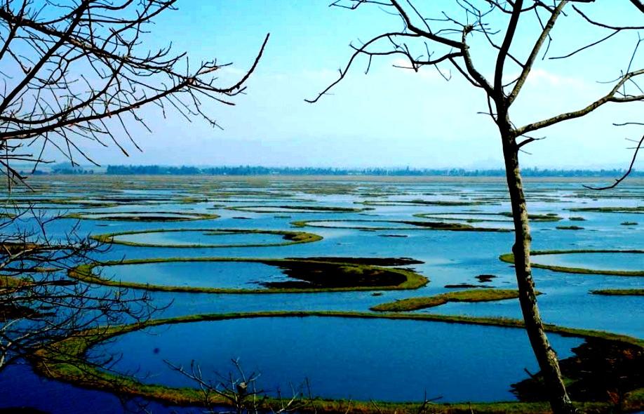 озеро манипура