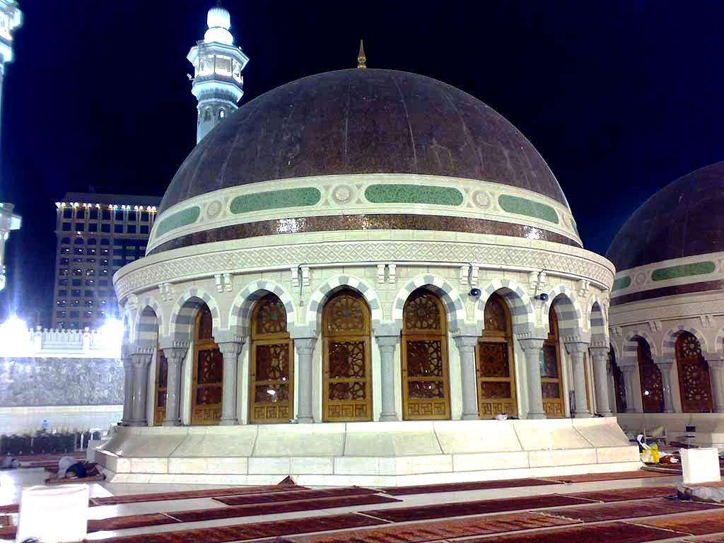 здания мечети аль-харам