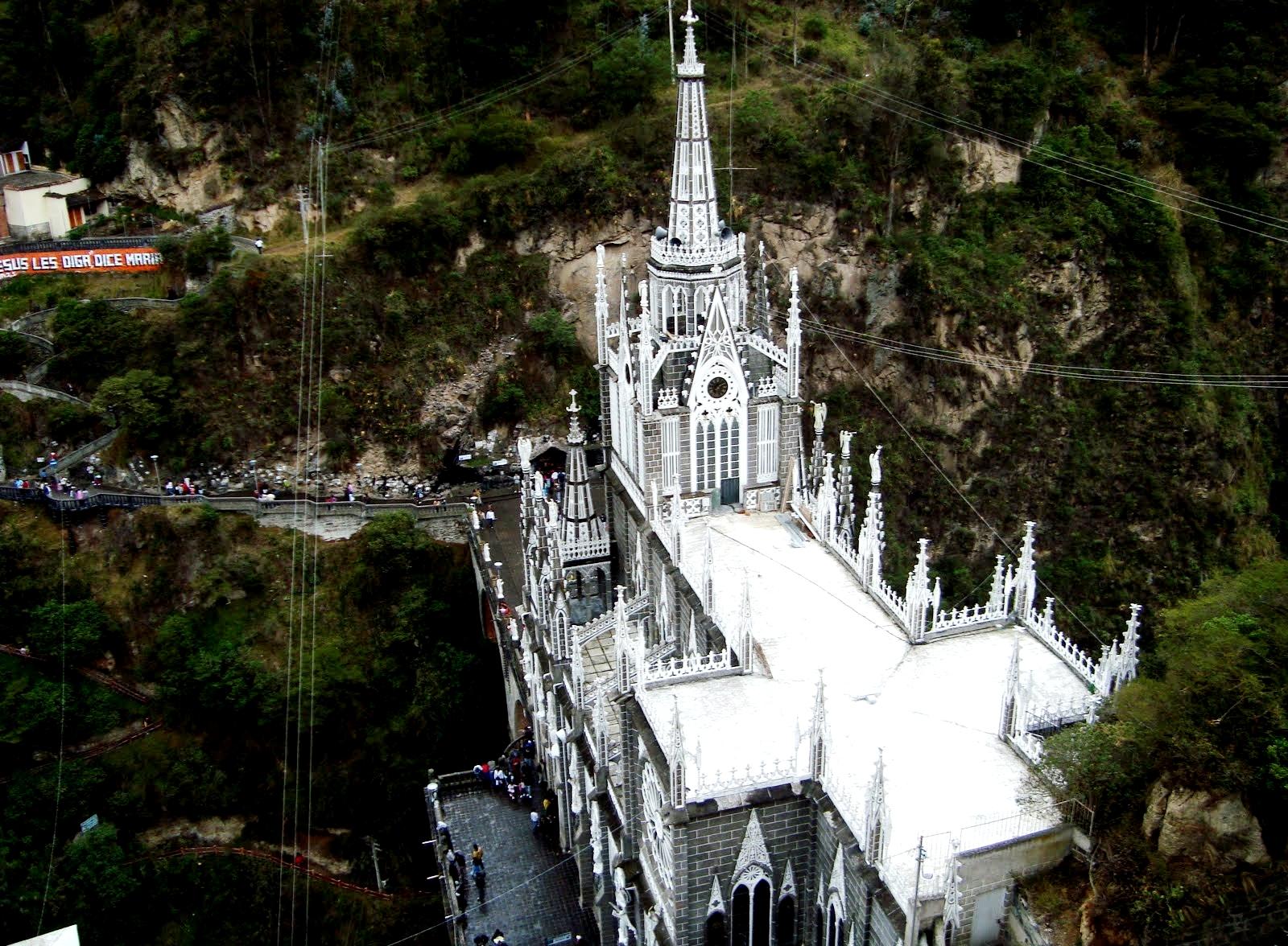крест храма лас-лахас