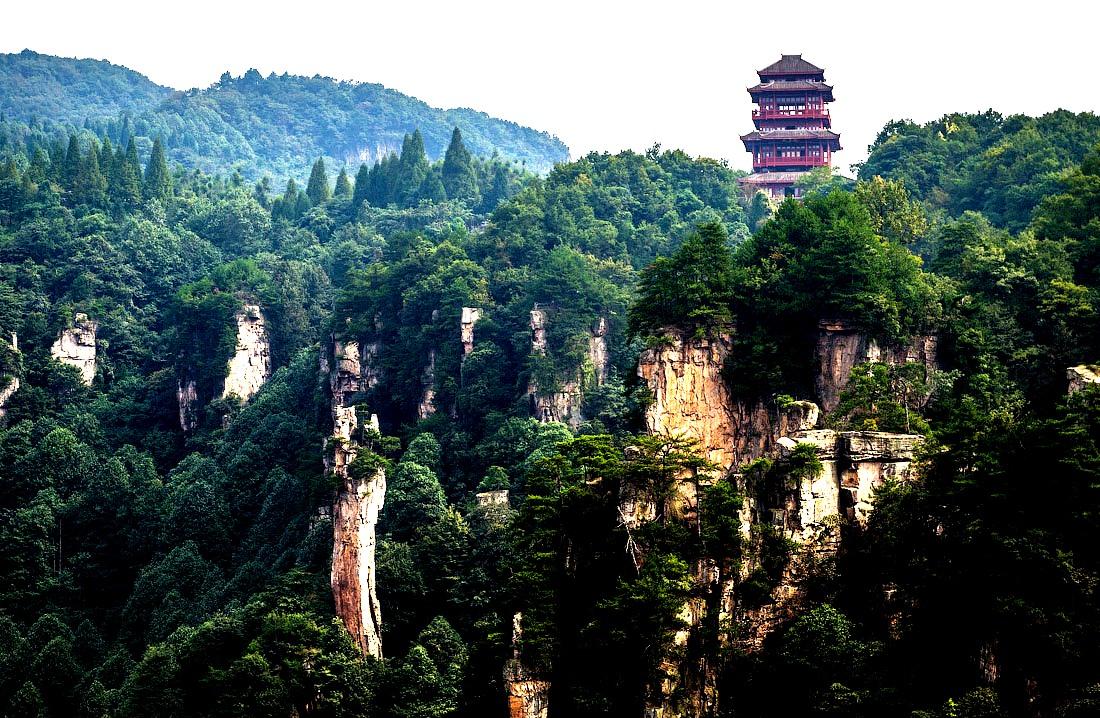 храм в улинъюане