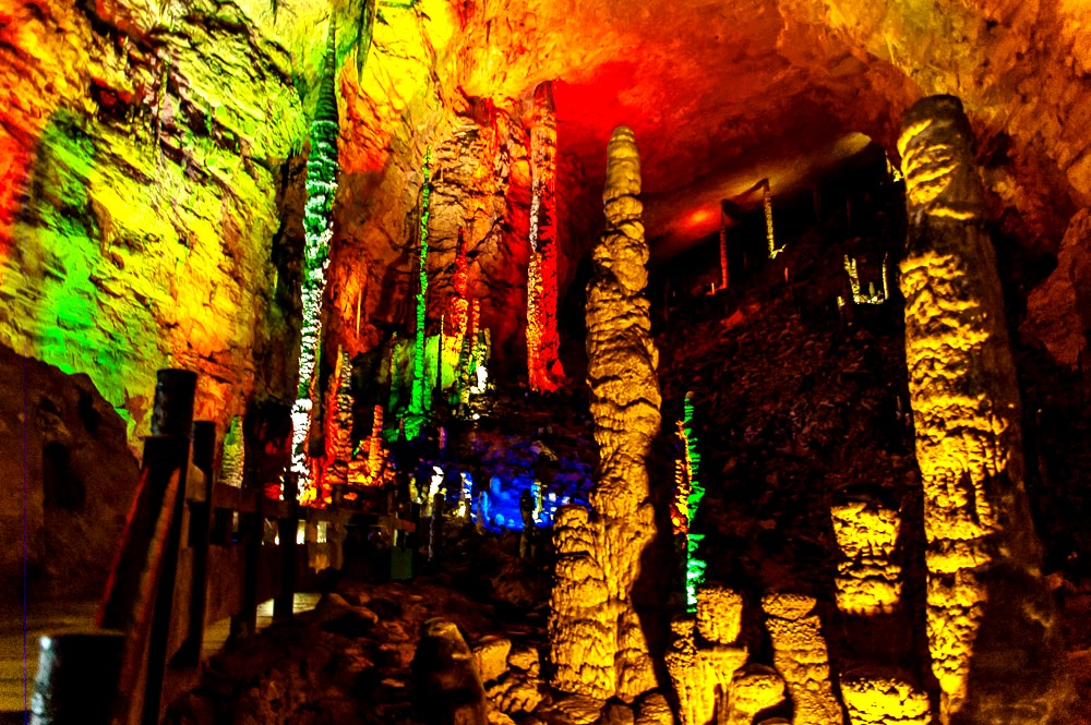 пещера хуанлун