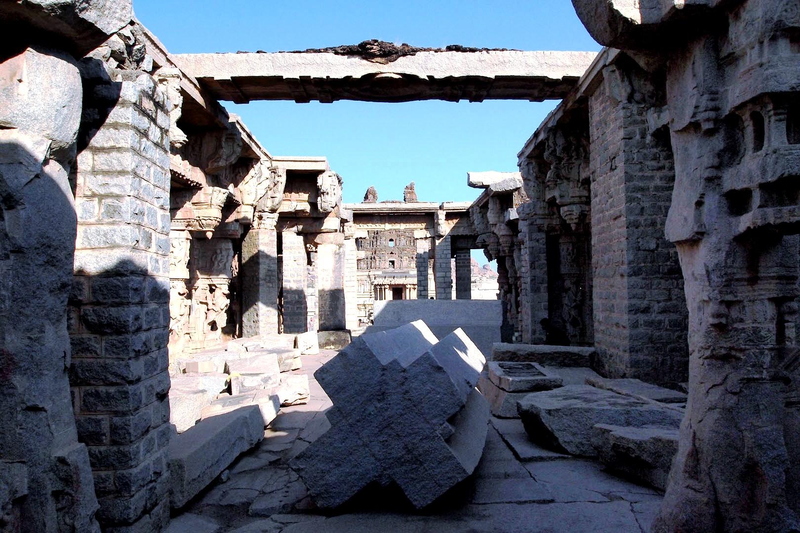 руины хампи