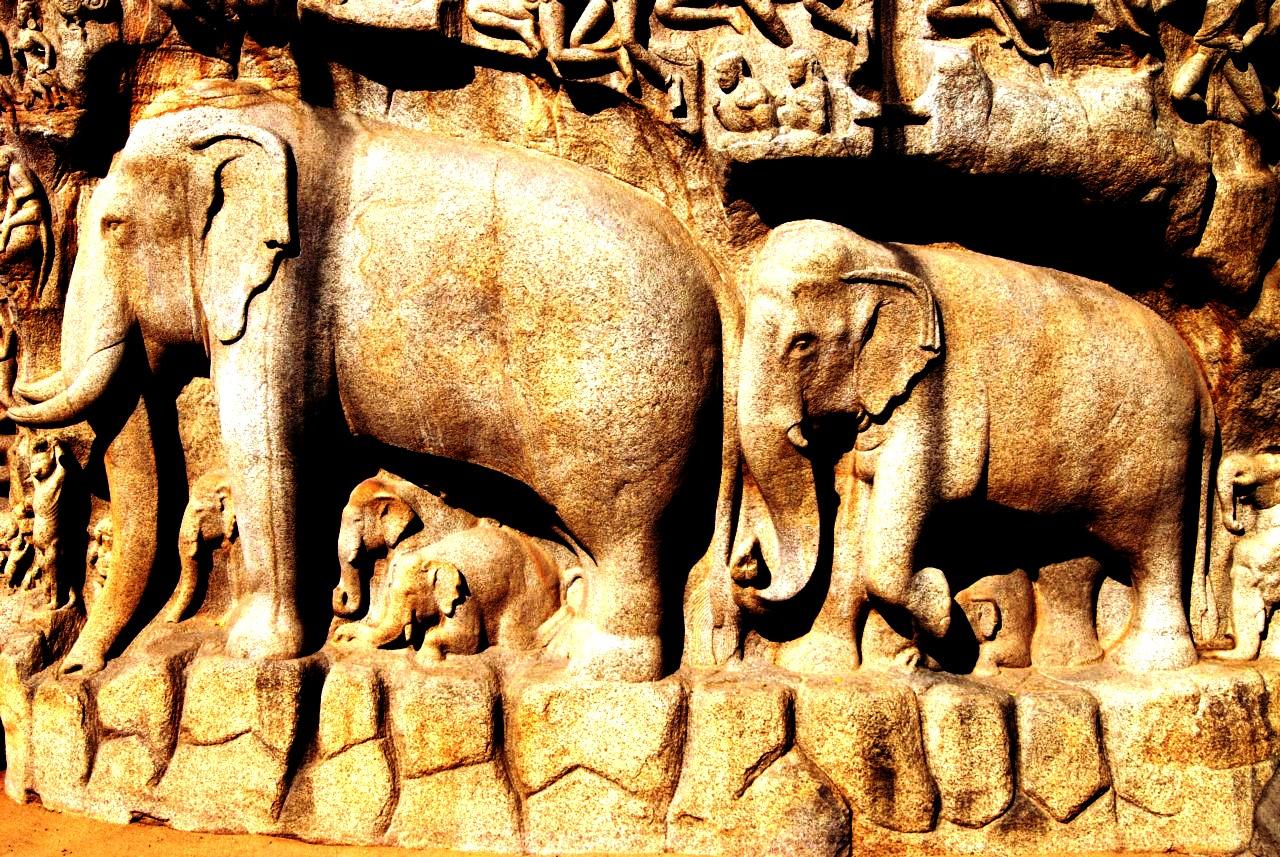 фигуры слонов