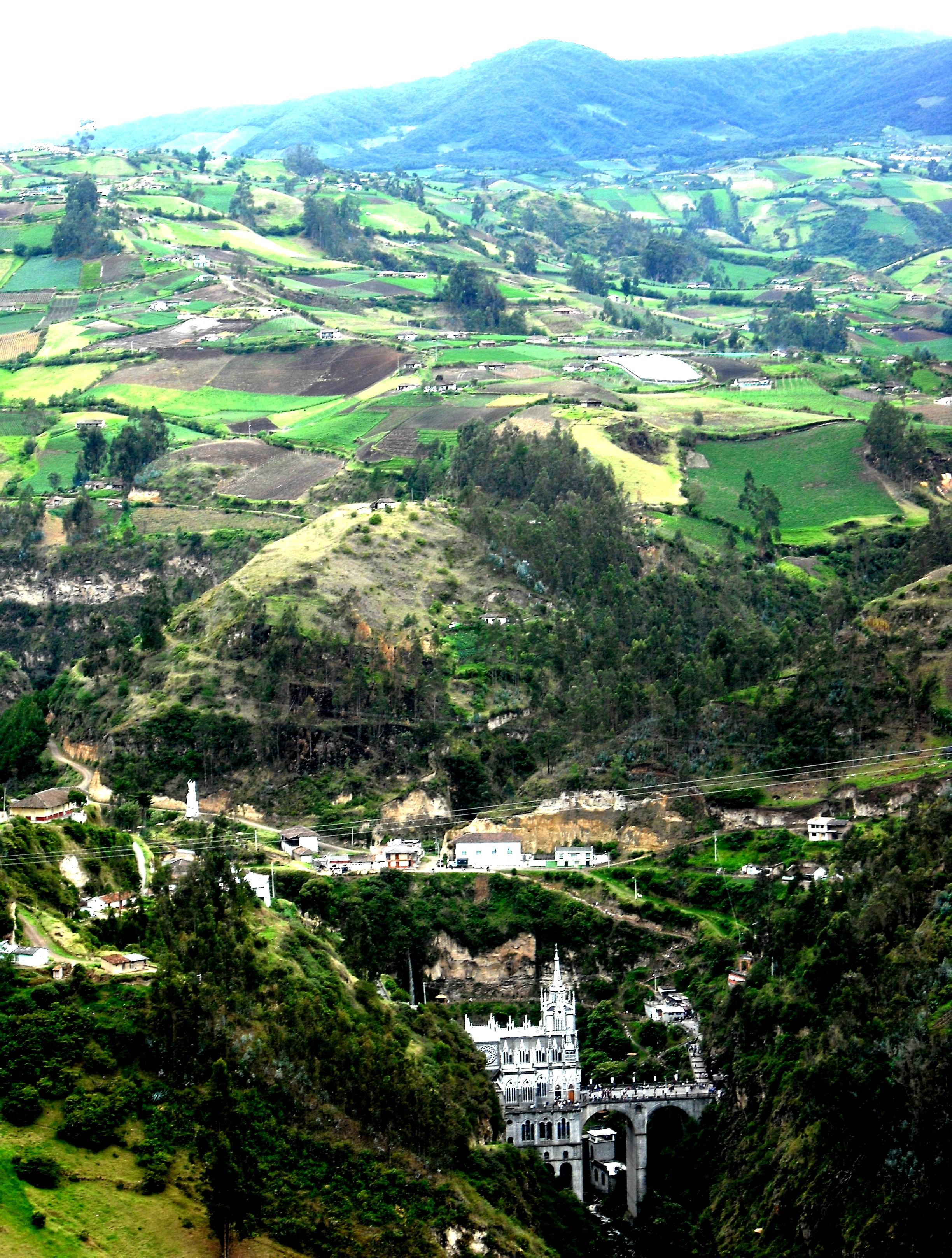 пейзаж базилики лас-лахас