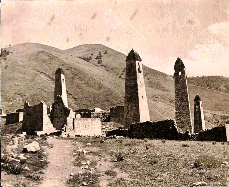 старое фото таргима