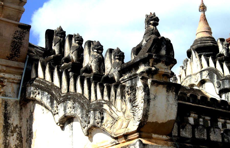 крыша ананды