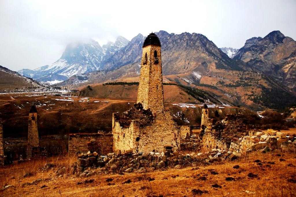 ингушская башня