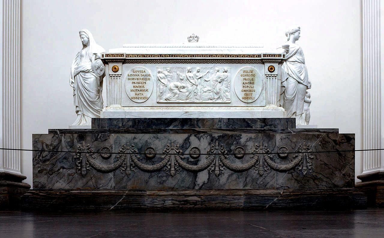 гробница луизы