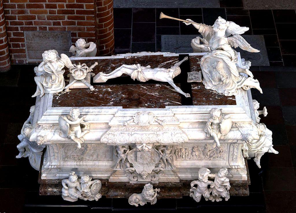 гробница фредрика четвертого