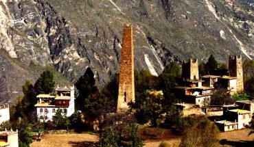 тибетские башни