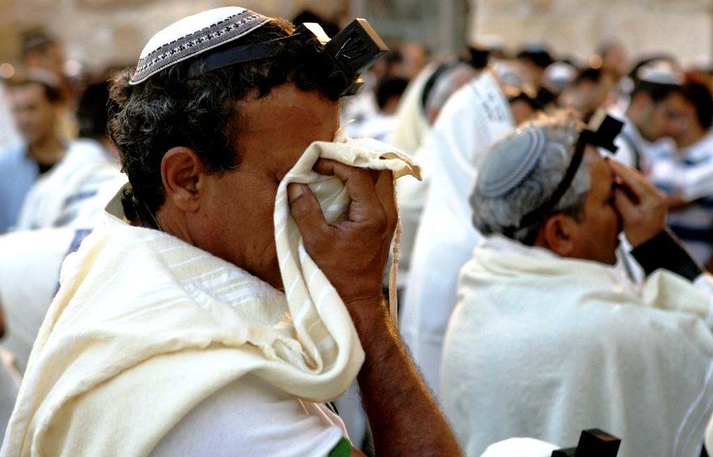 верующие евреи