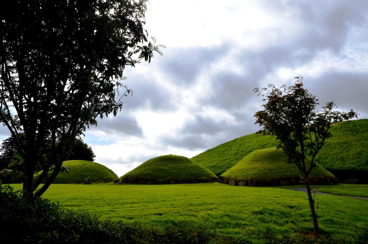 холмы кельтов