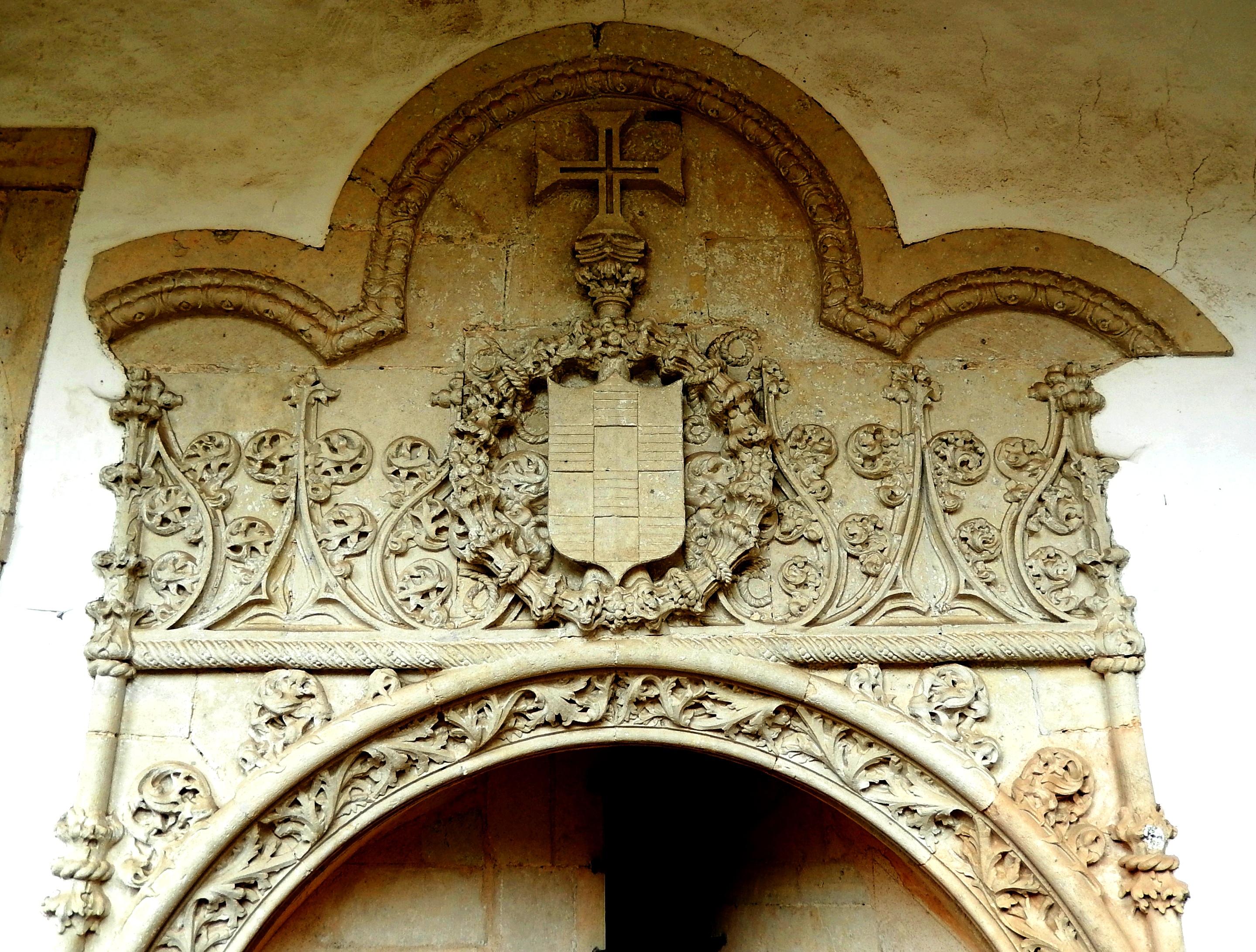 гербы тамплиеров
