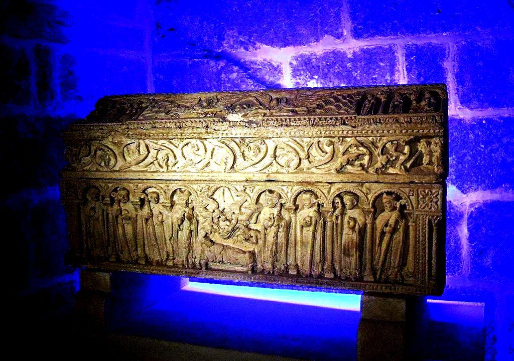 гробница санчо