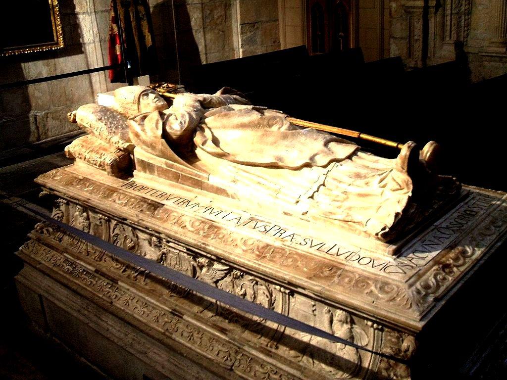 саркофаг епископа акунья