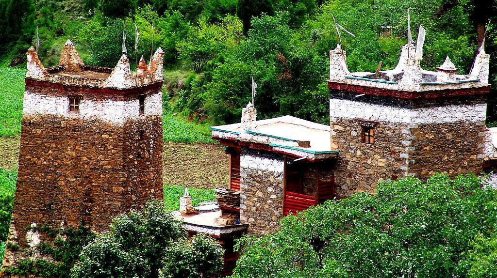 башни-замки