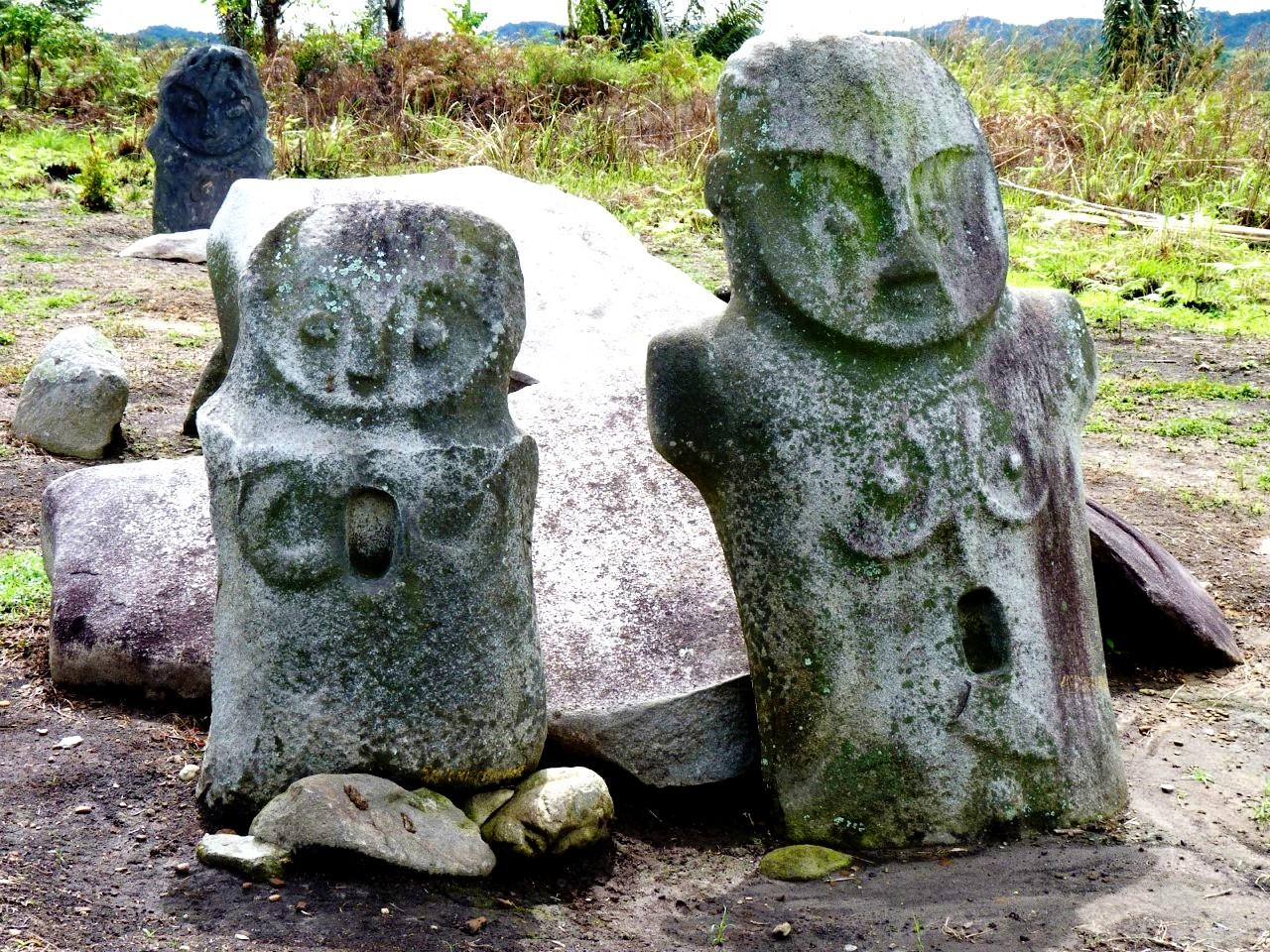 скульптуры долины бада