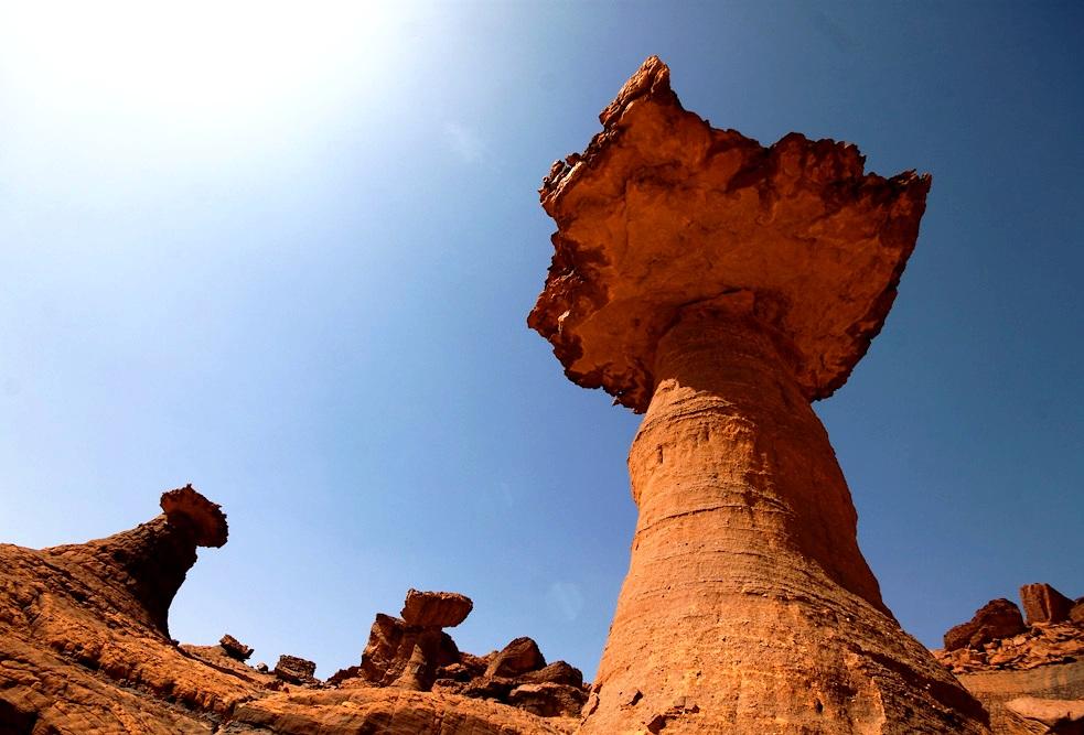 формации плато эннеди