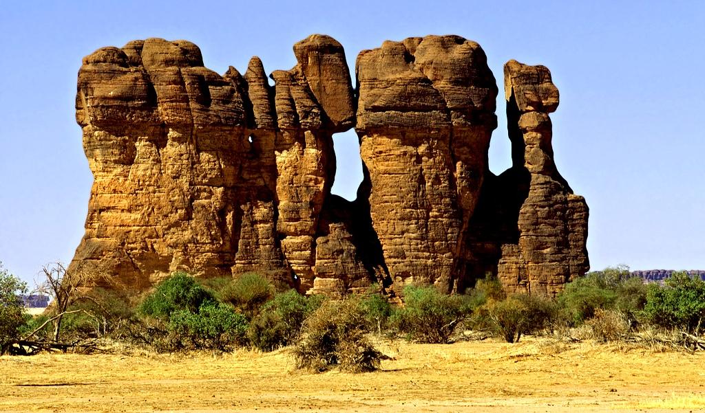 формы плато эннеди