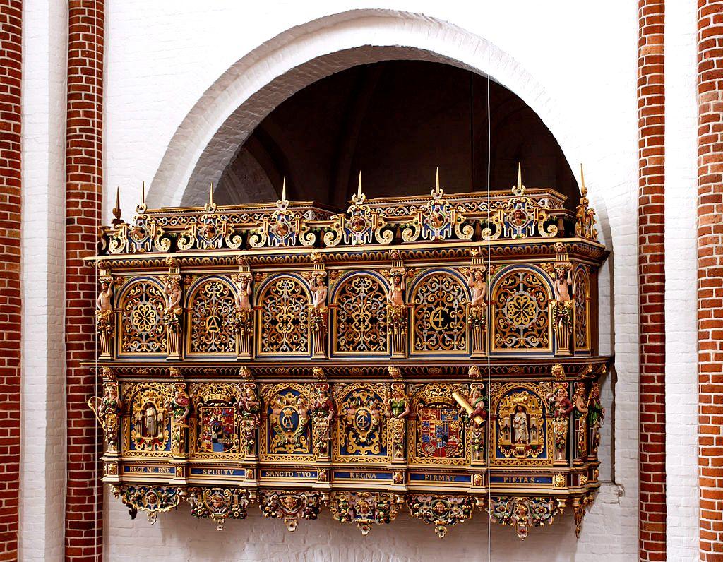 кафедра роскильского собора