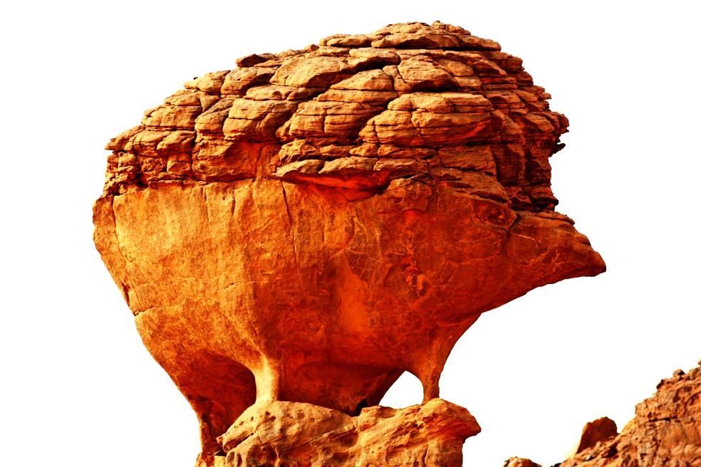 скалы тассилин аджер