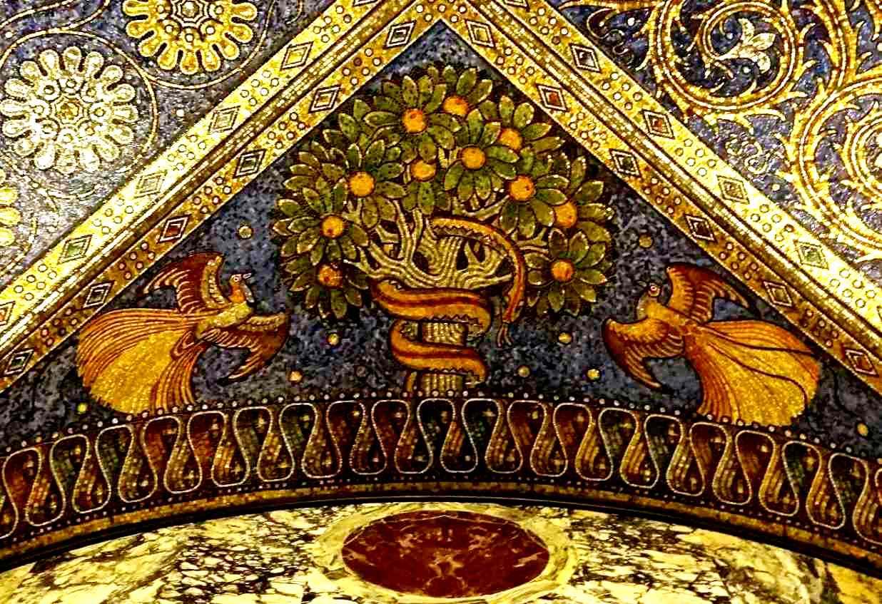 украшения ахенского собора