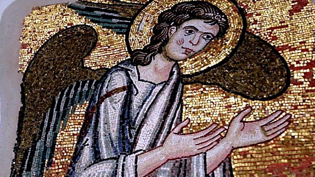 мозаика базилики рождества