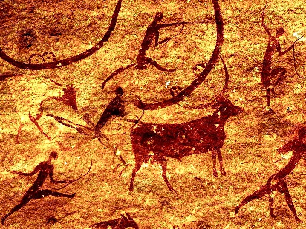 фрески тассилин аджер