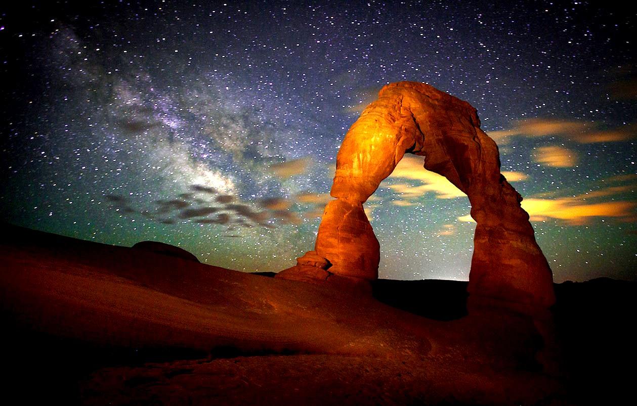 деликатная арка