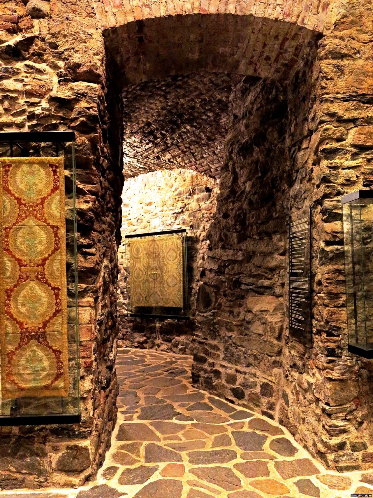 подземелье олафсборга
