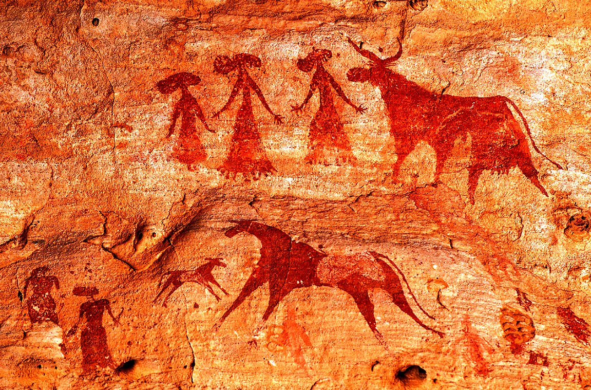 петроглифы эннеди