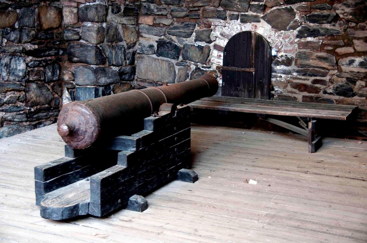 орудие олафсборга