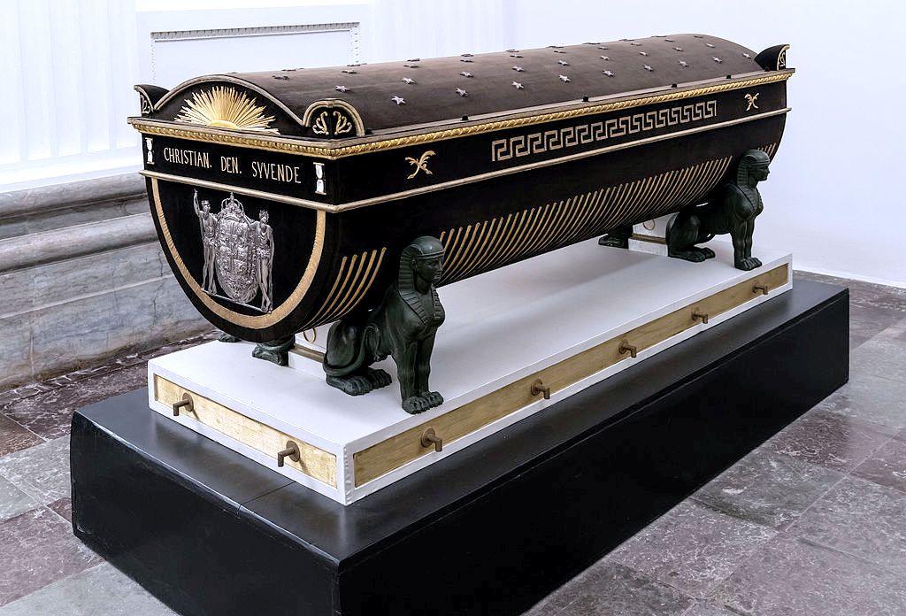гробница кристиана седьмого